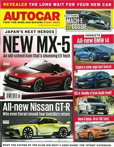 Autocar Magazine - October 13th 2021