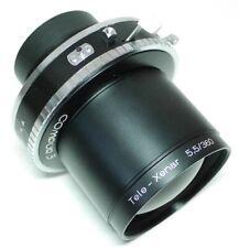 Schneider Kreuznach Tele - Xenar 5,5/360 + Compur 3..  Ankauf&Verkauf  ff-shop24