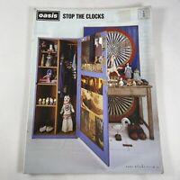 Oasis Stop The Clocks Guitar Tab Edition Sheet Music Paperback Book 2006