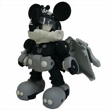 Transformers Disney Label Mickey Mouse Trailer ver. Monochrome Action Figure