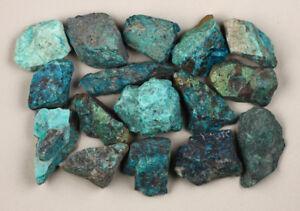 CHRYSOCOLLA ROUGH CHUNKS - The Wise Stone - Crystal Healing - Reiki - Australia