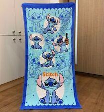 lilo&Stitch Stitch Bath Towels Cotton Handkerchief Soft Beach Towel Washcloth