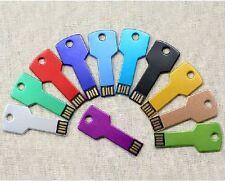 LLAVE AZUL USB Flash Drive Pen Drive 32 GB - Envío Gratis a España