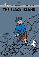 The Black Island (Tintin Young Readers Series) New Paperback Book Herge