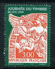 STAMP / TIMBRE FRANCE NEUF N° 3136 ** JOURNEE DU TIMBRE TYPE BLANC / DE CARNET