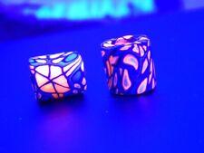 UV reactive Dreadlock Bead/Pearl (Dreadperle)