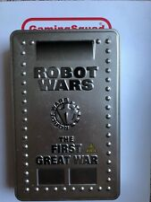 Robot Wars The First Great War CE VHS Video Retro, Supplied by Gaming Squad
