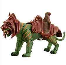 He-Man Masters Of The Universe MOTU Figure Battle Cat Fighting Tiger 2 DAY GET