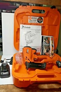 PASLODE 18S18 Ga Cordless Li-ion Brad Nailer Kit 918100