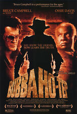 BUBBA HO-TEP (2003) ORIGINAL MOVIE POSTER  -  ROLLED