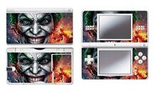 Joker 250 Vinyl Decal Skin Sticker Cover for Nintendo DS Lite DSL NDSL