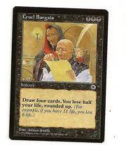 MTG    ** CRUEL BARGAIN ** Magic Portal
