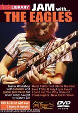 LICK LIBRARY Learn To Play JAM WITH The EAGLES Hotel California Rock GUITAR DVD