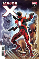 Major X #1 Rob Liefeld First Print Cover A Marvel 2019 NM