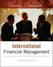 International Financial Management by Bruce G. Resnick and Cheol Eun (2014, Har…