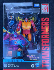 Transformers The Movie 86 Studio Series HOT ROD Takara Tomy Voyager Class New