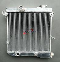 Radiador de aluminio de 3 filas para la serie Autobianchi A112 3-7