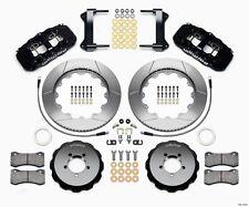 "1999 - 2012 Subaru Impreza WRX Wilwood Aero 6 Front Big Brake Kit,14"" Rotors"