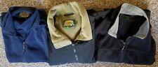 Cabela's Outdoor Gear Fleece Lined Jacket Mens Size XXXL Tall Lot + 2 Vests 3XL