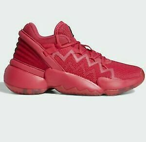 Adidas Donovan Mitchell Don Issue 2 Crayola Mens Size 6 Power Pink FV8961 New