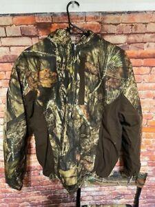 New Mens Camouflage Waterproof Hunting Jacket Coat Shooting Fishing