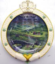 May the Road Rise to Meet You -Collector's Plate -Bradford Exchange #69441