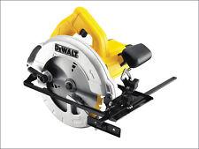 DeWalt 184 mm Compact Scie Circulaire & Kitbox 1350 W 240 V DWE560K