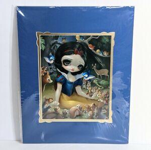 Jasmine Becket-Griffith Snow White 14x18 Print Disney Parks WonderGround Gallery