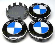4 Cache Jantes moyeux Boulon Centre de roue BMW 68mm E39 E60 E36 E46 E39 E65 E90