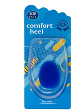 Gel Heel Cushion Cups, Foot Care Pain Relief for Women and Men