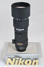 """""""MINT"""" NIKON 300mm f4.0 AF ED NIKKOR Lens, With Hard Case, See Photos"""