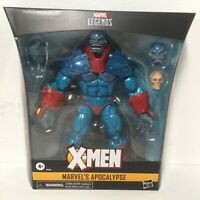 "Hasbro Marvel Legends X-Men APOCALYPSE 6"" inch Deluxe Action Figure IN STOCK!"