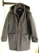 Schott Wool Duffle Coat M/L/ XL Very Good Condition Condition See Measurements