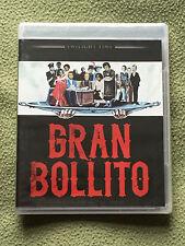 Free*Postage New Gran Bollito Blu Ray Max Van Sydow Mauro Bolognini Winters