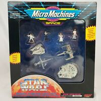 *NEW* Micro Machines Star Wars Rebel Forces Set Special Limited Edition 1994