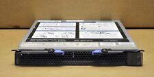 IBM Blade HS21 Intel Xeon 2x Quad-Core 3Ghz, 8Gb RAM, Qlogic HBA No HD Installed