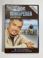 Dog Whisperer with Cesar Millan (DVD, Full Screen 2006) New Sealed