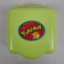 Tomy Nintendo Pokemon Polly Pocket Green Playset Mini 1997 Compacts