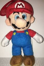"Super Mario 6"" Plush Blue Red Soft Playmate"