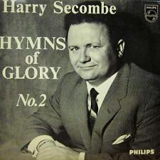 "Harry Secombe(7"" Vinyl)Hymns Of Glory No.2-Philips-BE 12542-UK-Ex/NM"