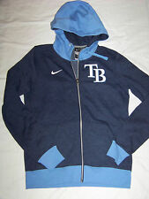 Nike Women's Tampa Bay Rays Zip Up Hoodie NWT Large
