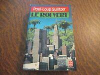 le livre de poche le roi vert - PAUL-LOUP SULITZER