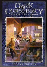 Dark Conspiracy Player's Handbook Basic Edition Sc Dynasty Dpi 1001 Horror Rpg