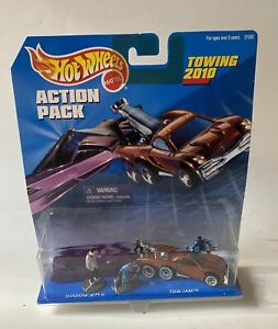Hot Wheels Action Pack Towing 2010 21262