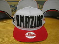 The Amazing Spider-Man Amazing A-Frame Marvel Comics New Era Hat SM-MED NWT 0293