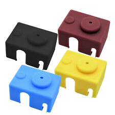 3D Printer Silicone Sock Heater Block Cover V6 PT100 Hotend Heater Protect H #ur
