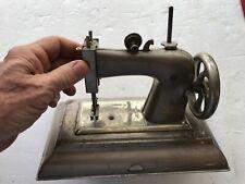 CASIGE, Vintage Metal Sewing Machine, Deutsches Patent, Made In Germany, British