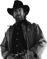 Actor Walker Texas Ranger CHUCK NORRIS Glossy 8x10 Photo TV Show Print Poster