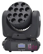 Pro 12x10W CREE 4in1 RGBW  LED Beam Moving Head stage disco dj party Lighting