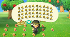 Animal Crossing New Horizons 1200 Gold Nuggets 12 MILLION BELLS!